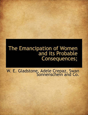 the emancipation of women Emancipation of women author: vi lenin $ 675 on problems of women's equality, including clara zetkin's interview with lenin, and a preface by nk krupskaya.