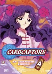 Cardcaptors - Vol 4 on DVD