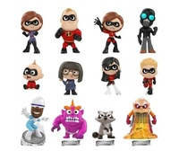 Incredibles 2 - Mystery Minis Vinyl Figure - [Target Ver.] (Blind Box)