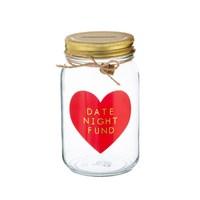 Date Night Fund Money Jar