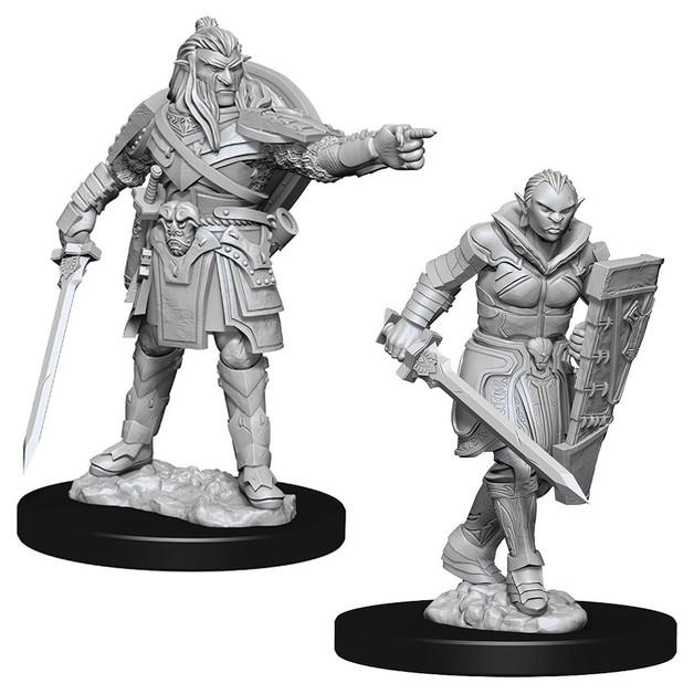 D&D Nolzur's Marvelous: Unpainted Miniatures - Hobgoblins