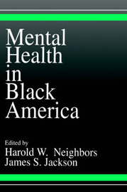 Mental Health in Black America by Harold W. Neighbors image