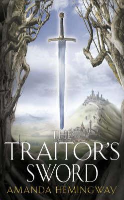 The Traitor's Sword by Amanda Hemingway image