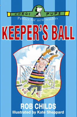 Keeper's Ball by Rob Childs image