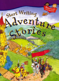 Adventure Stories by Penny King image