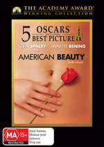 American Beauty (Academy Award Winning Collection) on DVD