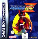 Mega Man Zero for Game Boy Advance