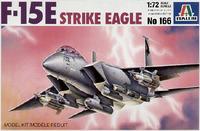 Italeri F-15E Strike Eagle 1:72 Model Kit