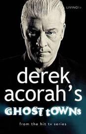 Derek Acorah's Ghost Towns by Derek Acorah image