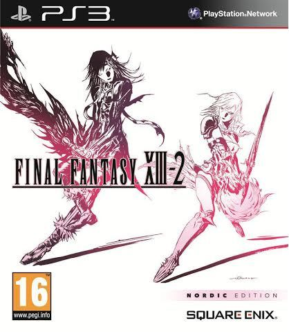 Final Fantasy XIII-2 for PS3
