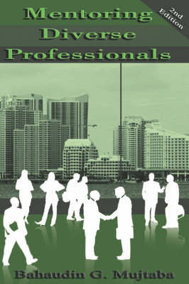Mentoring Diverse Professionals by Bahaudin Mujtaba image