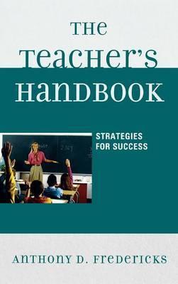 The Teacher's Handbook by Anthony D Fredericks image