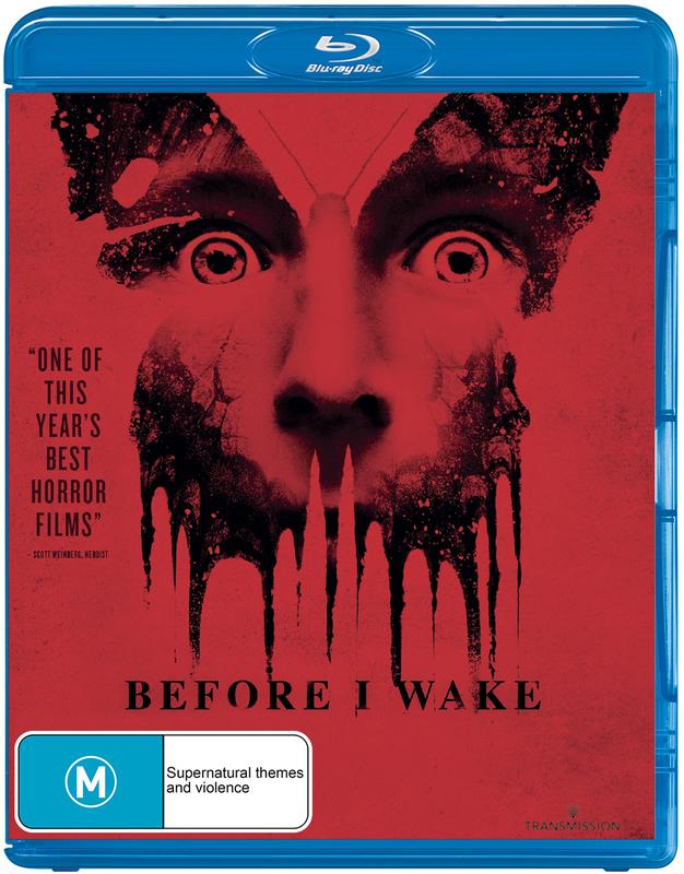 Before I Wake on Blu-ray
