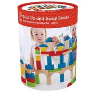 Hape: Wooden Building Block Set (100pc)