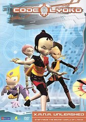 Code Lyoko - Vol. 1: X.A.N.A. Unleashed on DVD