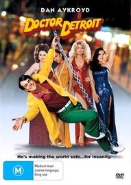 Doctor Detroit on DVD
