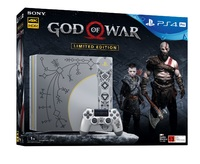 PS4 PRO 1TB God of War Limited Edition Console Bundle for PS4