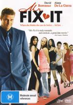 Mr. Fix It on DVD