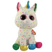 Ty Beanie Boo: Harmonie Unicorn - Large Plush image