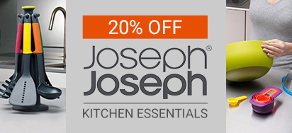 20% off Joseph Joseph Kitchenware!