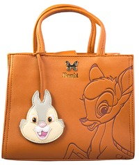Loungefly: Disney Bambi Embossed - Tote Bag