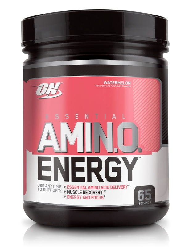 Optimum Nutrition Amino Energy Drink - Watermelon (65 Serves)