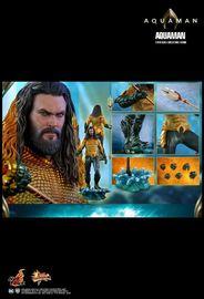 "Aquaman: Arthur Curry - 12"" Articulated Figure"