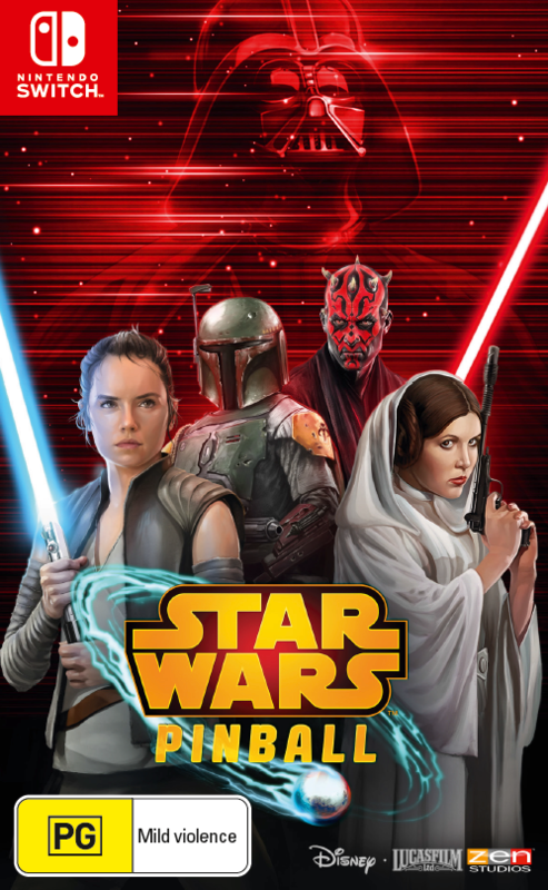 Star Wars: Pinball for Switch