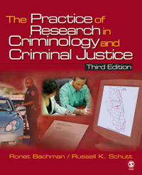 The Practice of Research in Criminology and Criminal Justice image