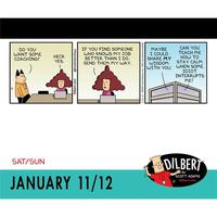 Dilbert 2020 Day-to-Day Calendar by Scott Adams image