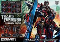 "Transformers: Sentinel Prime - 34"" Premium Statue"