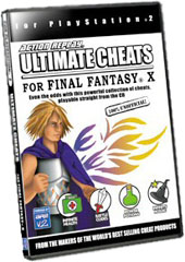 Ultimate Cheats Final Fantasy X for PS2