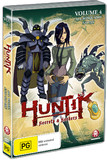 Huntik, Secrets & Seekers Volume 4: All Work and No Play on DVD