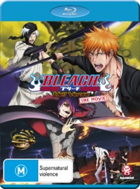 Bleach the Movie 4: Hell Verse on Blu-ray