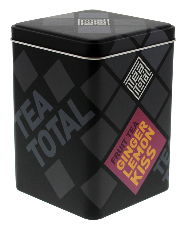 Tea Total - Ginger Lemon Kiss Tea (100g Tin)