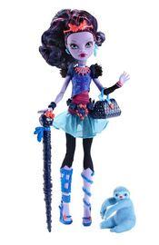 Monster High: Jane Boolittle Doll