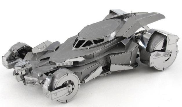 Metal Earth: Batman Vs Superman: Batmobile - Model Kit