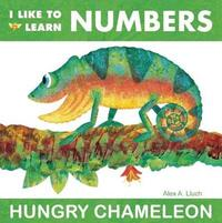 I Like to Learn Numbers by Alex A Lluch