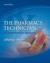 The Pharmacy Technician by Jahangir Moini image