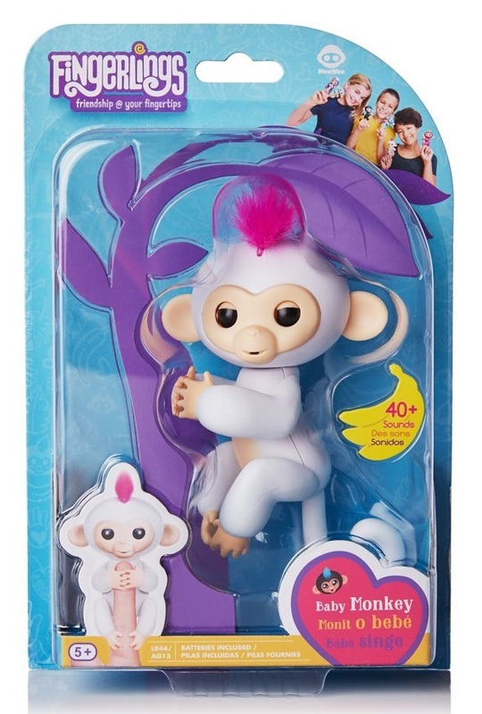 d934c7b70958 Fingerlings  Interactive Baby Monkey