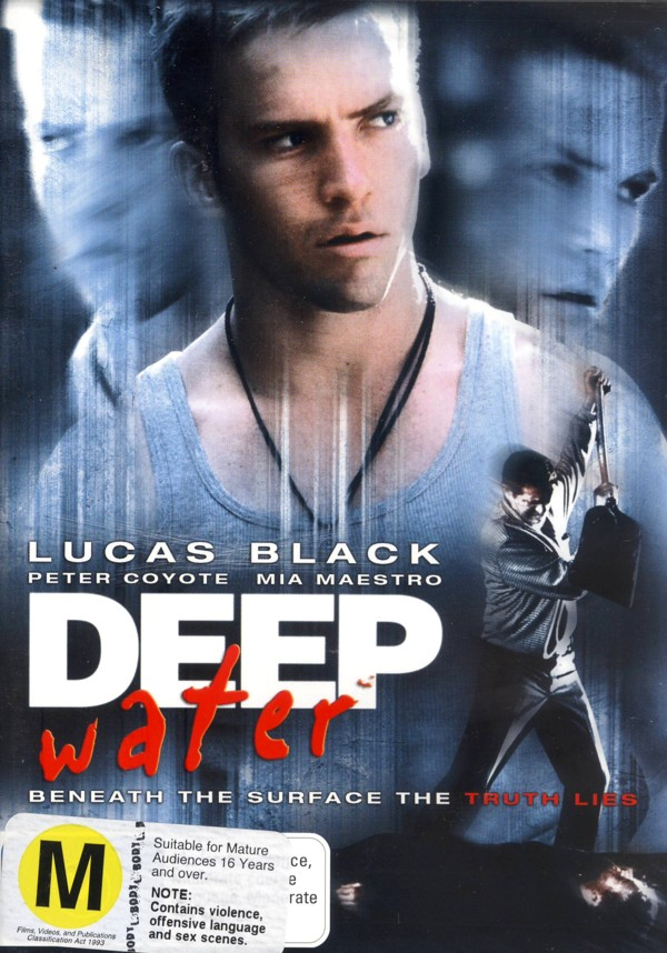 Deepwater on DVD image