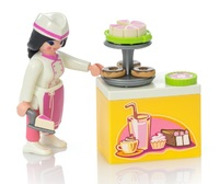 Playmobil: Special Plus - Pastry Chef (9097) image