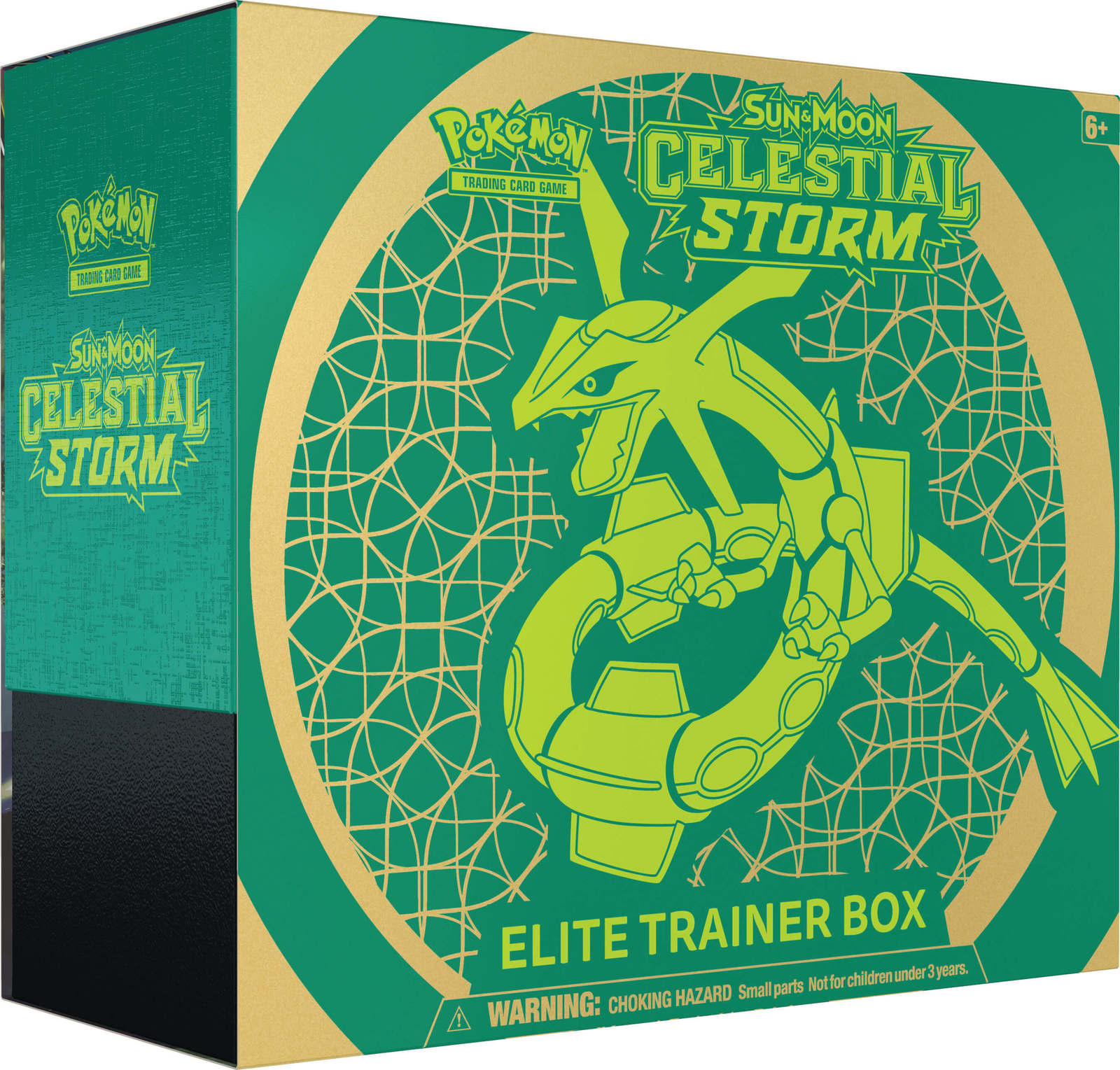 Pokemon TCG: Celestial Storm - Trainer Box image