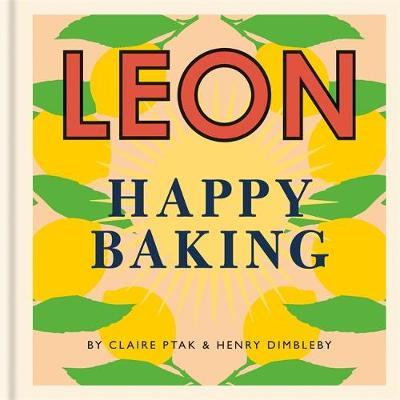 Happy Leons: Leon Happy Baking by Henry Dimbleby image