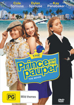 Prince And The Pauper, The - The Movie on DVD
