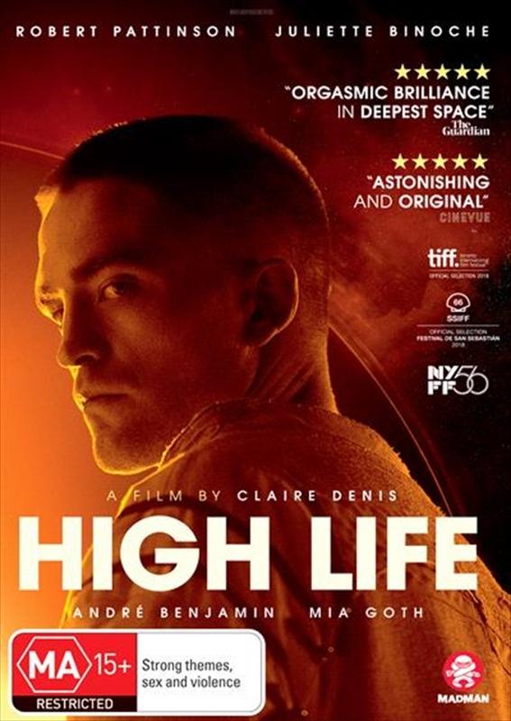 High Life on DVD