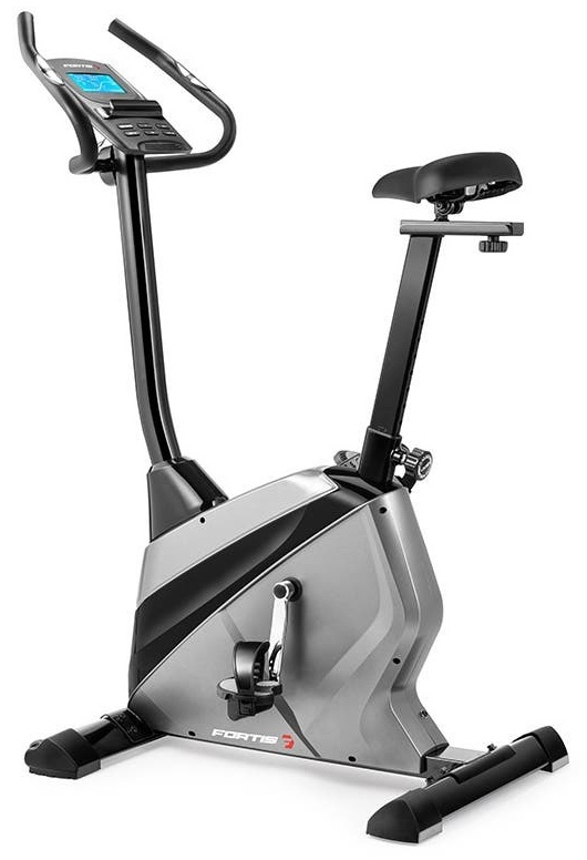 Fortis: Automatic Variable Resistance Magnetic Flywheel Upright Exercise Bike (EXR-400A)