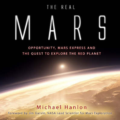 The Real Mars by Michael Hanlon image
