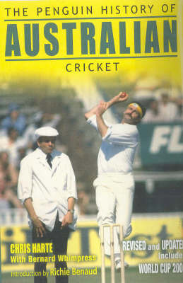 The Penguin History of Australian Cricket by Chris Harte image