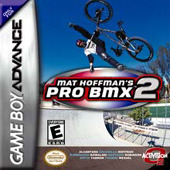 Mat Hoffman's Pro BMX 2 for Game Boy Advance